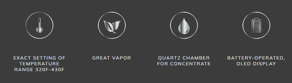 Quant Vapor Features