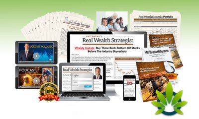Marijuana Investment Symposium: Matt Badiali's Real Wealth Strategist for Cannabis Stocks