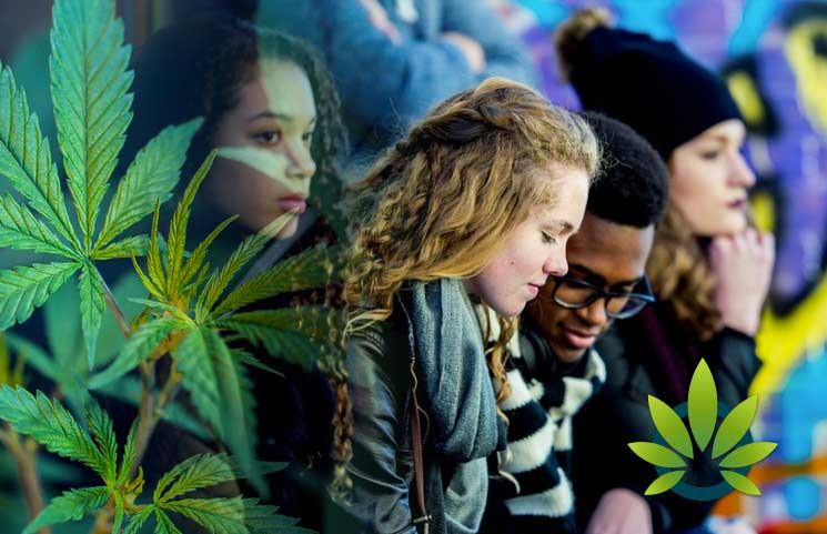 Study Finds States With Legal Medical Marijuana Have Lower Use Among Teens