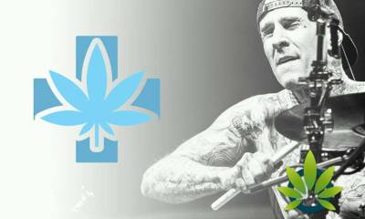 Drummer Travis Barker Talks About CBD Use and Benefits on the Joe Rogan Podcast