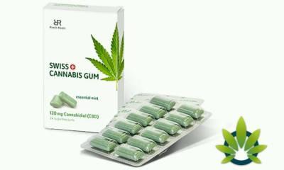 Roelli Roelli Swiss Cannabis Gum