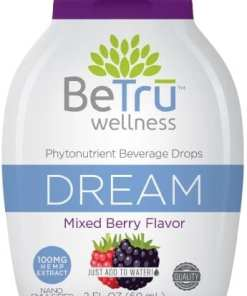 Be Trū Wellness DREAM Water Soluble Hemp CBD Beverage Drops