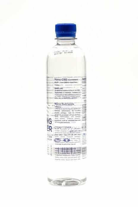 CBD Living Water – Single Bottle
