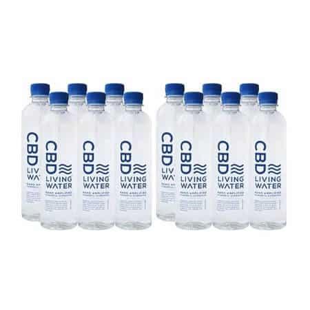 CBD Living Water-12 Bottles