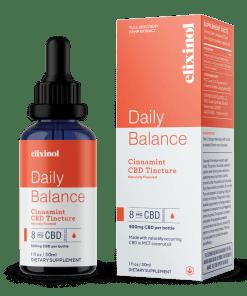 Elixinol Daily Balance Tincture CBD OIL
