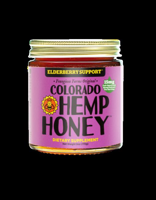 cbd elderberry and honey