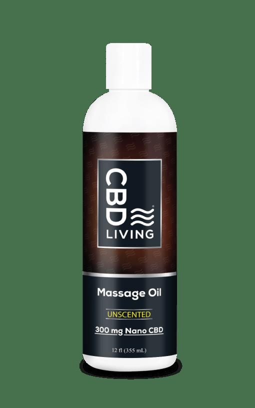 CBD Massage Oil 300 Mg