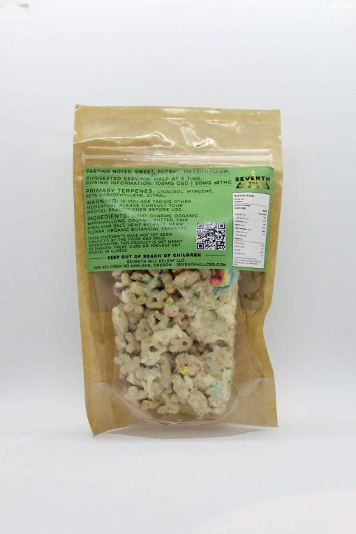 CBD & Delta 8 Rice Krispie Treat
