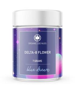 Blue Dream Delta 8 Flower