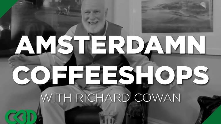 Are amsterdam cannabis coffee shops shutting down?