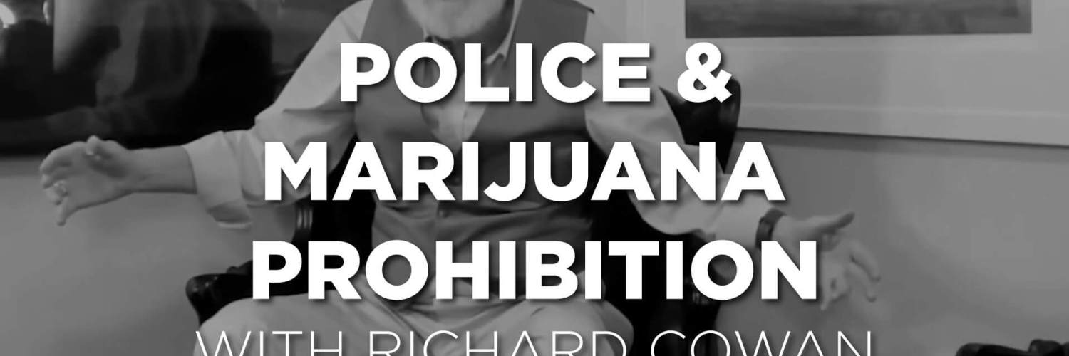 Why Are Police Still Pushing Marijuana Prohibition