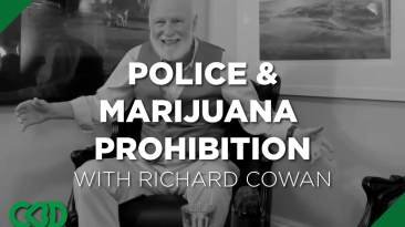 Why are police still pushing marijuana prohibition?