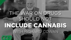 The war on drugs should not include cannabis