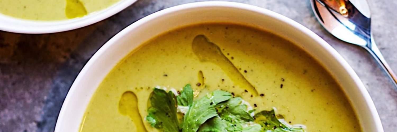 Hempified green curry recipe