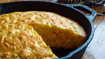 Dr. igor's vegan hemp cornbread recipe