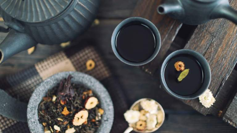 Sweet & Savory Kasha Tea