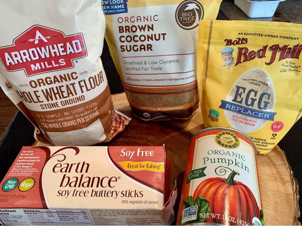 Dr. Igor's Vegan Pumpkin Banana Hemp Bread Recipe
