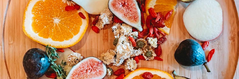 Dr. Igor's Fig Goji Berry Chrysanthemum Cold Steeped Tea Recipe