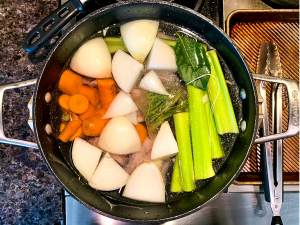 Dr. Igor's Homemade Beef Bone Broth Recipe