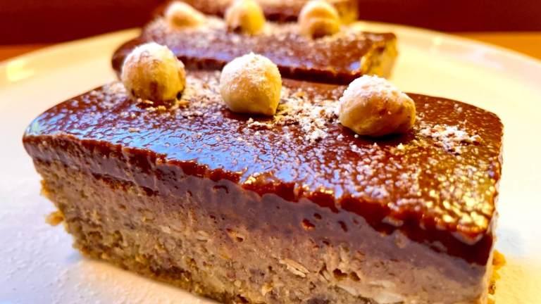 Dr. Igor's Hemp Hazelnut Sun Cake Recipe