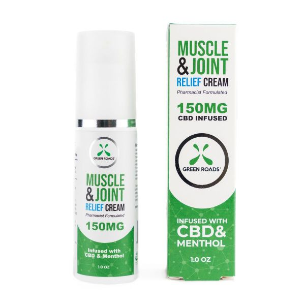 Green Roads CBD Pain Cream 150mg
