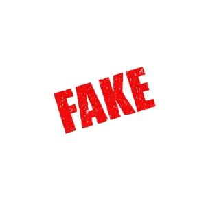 Fake CBD Products