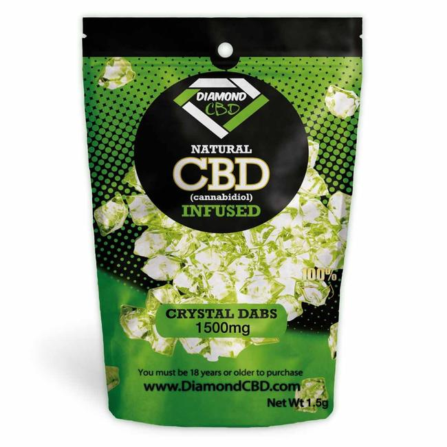 Diamond CBD 1500mg Crystal
