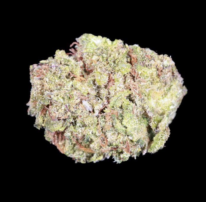Green Gum, One of the most popular high CBG flowers (empire wellness). July 2018 best selling CBD flowers.