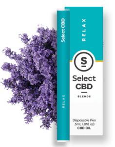 Vaping CBD, the answer for Nicotine addiction. 20% off CBD select lavender vape pen