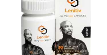 Lenitiv CBD softgels