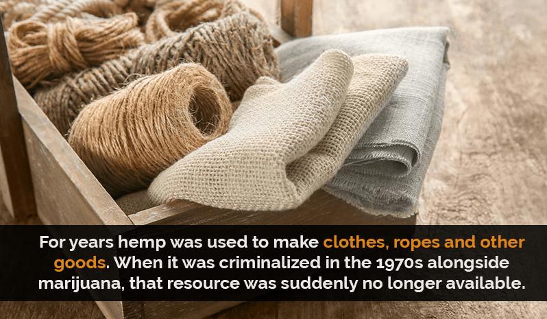 Legality of hemp