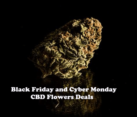 black friday cbd flowers deals