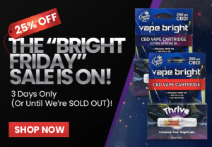 Vape Bright Black Friday