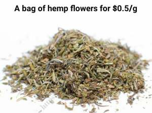 Making Your Own Pre-roles? Buy a Bag of Hemp Flowers