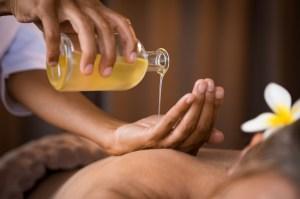 CBD spas: CBD oil massages