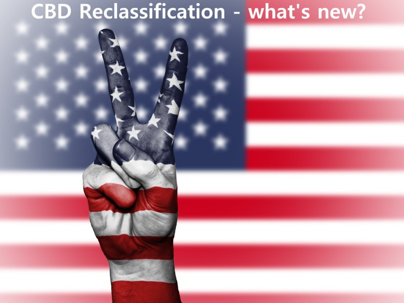 CBD Reclassification