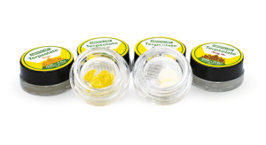 CBD terpsolates - terpenes infused CBD isolates