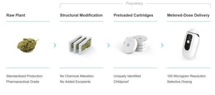 Syqe medical smart inhaler