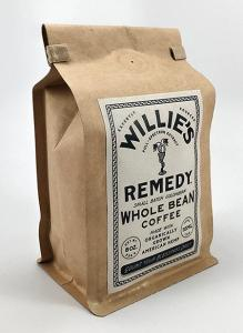 Willies Remedy: willie nelson coffee