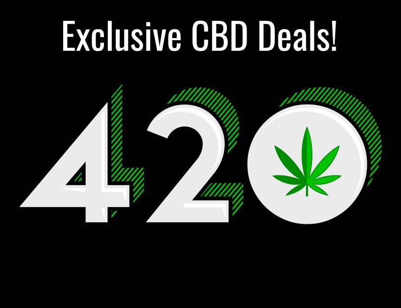 4/20 cbd deals