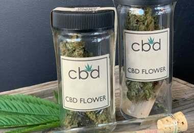 prepackaged cbd flower