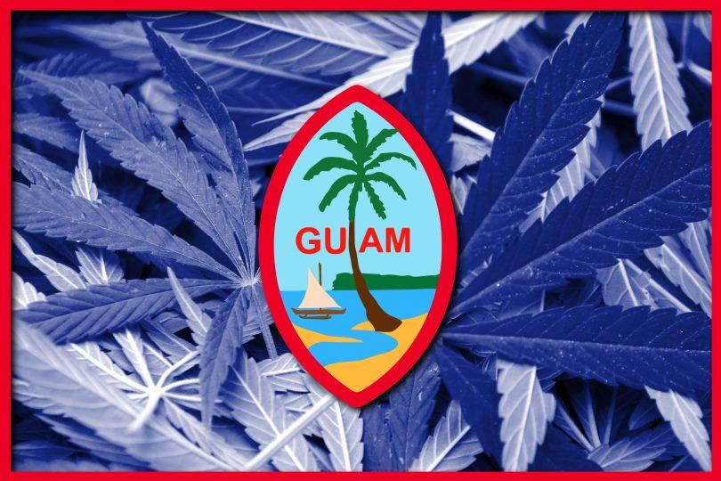 Guam legalized recreational marijuana