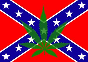 The south and cannabis