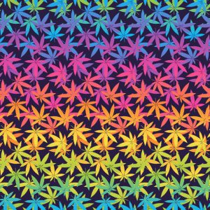 cannabis psychedelic