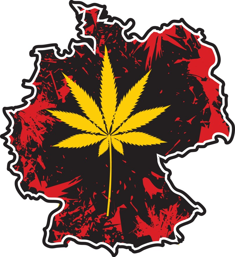 German ruling hemp food