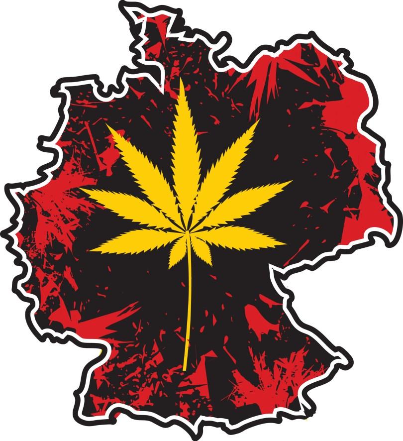 German ruling hemp food