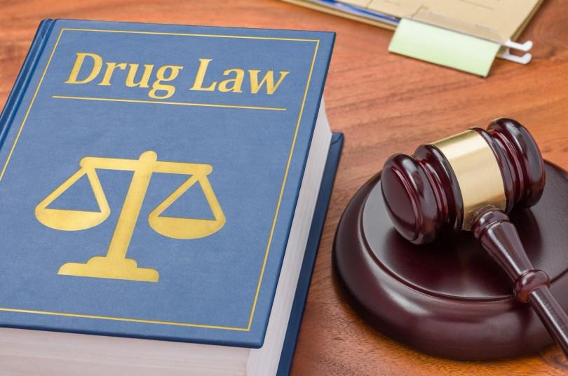 US drug laws