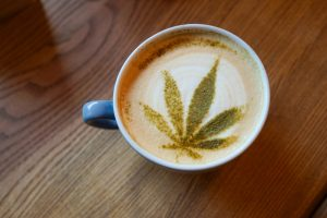 cannabis in drinks