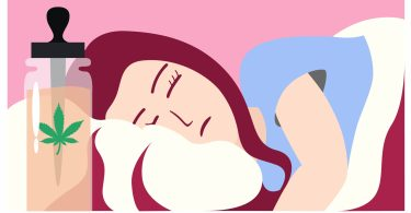 CBN sleep products