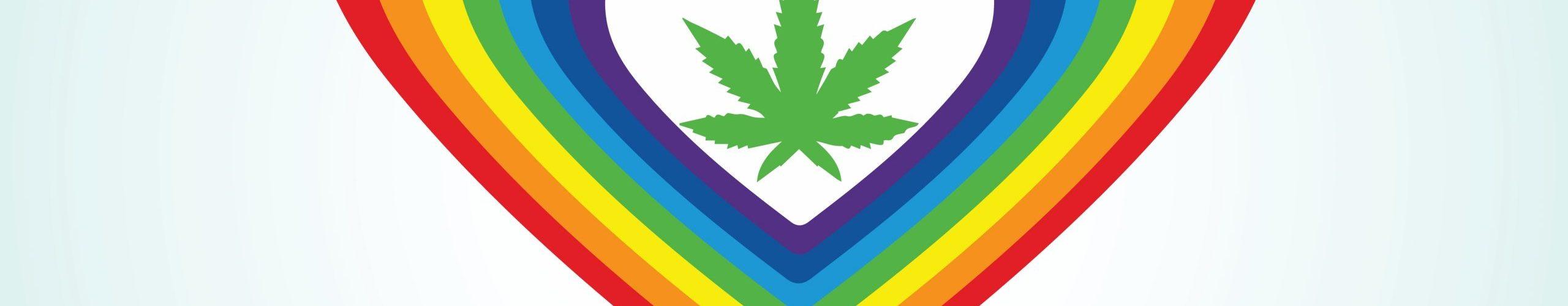 cannabis and gay pride